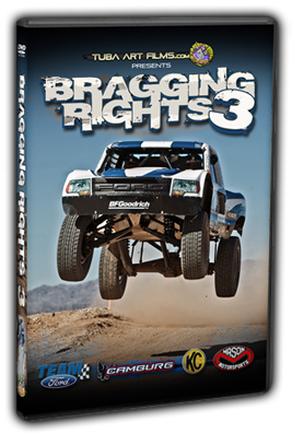 Bragging Rights 3 DVD